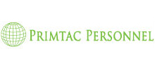 PRIMTAC PERSONNEL ltd.'s logo takes you to their list of jobs