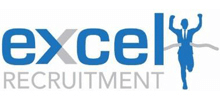 Excel Recruitment's logo takes you to their list of jobs
