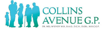 Collins Avenue GP Practice's logo takes you to their list of jobs