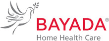 BAYADA Home Health Care's logo takes you to their list of jobs