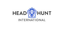 Head Hunt International's logo takes you to their list of jobs