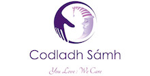 Codladh Samh Teo's logo takes you to their list of jobs