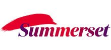 Summerset's logo takes you to their list of jobs