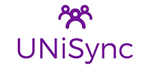 UNiSync Recruitment's logo takes you to their list of jobs