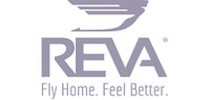 REVA Air Ambulance's logo takes you to their list of jobs