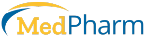 MedPharm's logo takes you to their list of jobs