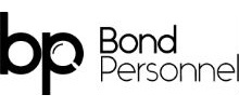 Bond Personnel's logo takes you to their list of jobs