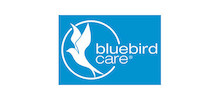 Bluebird Care Sligo/Mayo's logo takes you to their list of jobs