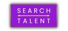 Search Talent's logo takes you to their list of jobs
