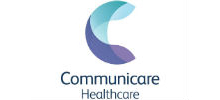 Communicare Healthcare's logo takes you to their list of jobs