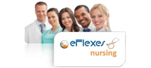 eFlexes Staffing & Recruitment Solutions's logo takes you to their list of jobs