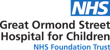 Great Ormond Street Hospital NHS Foundation Trust's logo takes you to their list of jobs